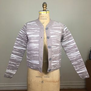 NWT Cotton Stretch Jacket